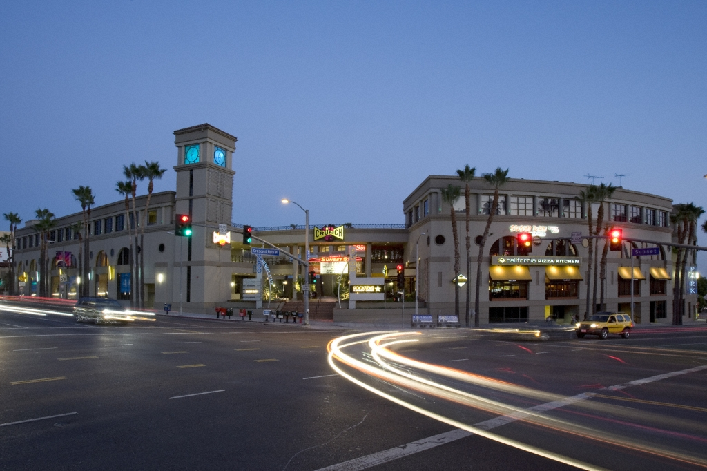 Commercial Complex at 8000 West Sunset Blvd