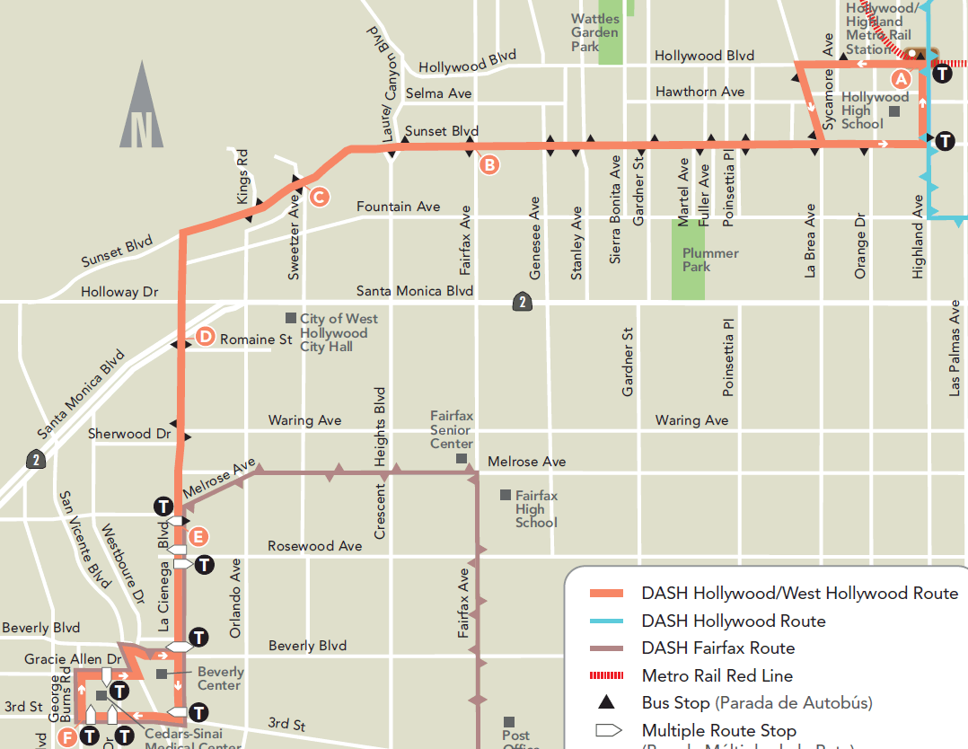 Weho Daily Hollywood to Weho DASH Bus Service Ends Sunday