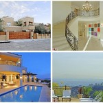 Listing photos of Bel Air home reportedly rented by Gaga (photo via Real Estalker, click for story)