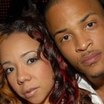 Rapper T.I. and Wife Tameka Cottle