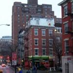 Greenwich Village in New York City