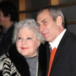 Estelle Harris and Andrew Rosenthal