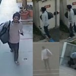 Suspect in arson and burglary of temple on Hollywood Blvd.