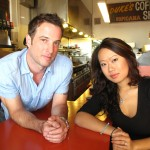 Adam Newton and Kelly Li of Dukes
