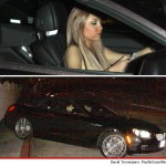 Amanda Bynes Runs Up Curb Days After DUI