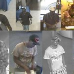 "Security camera images of the FBI's ""Haggler Bandit"""