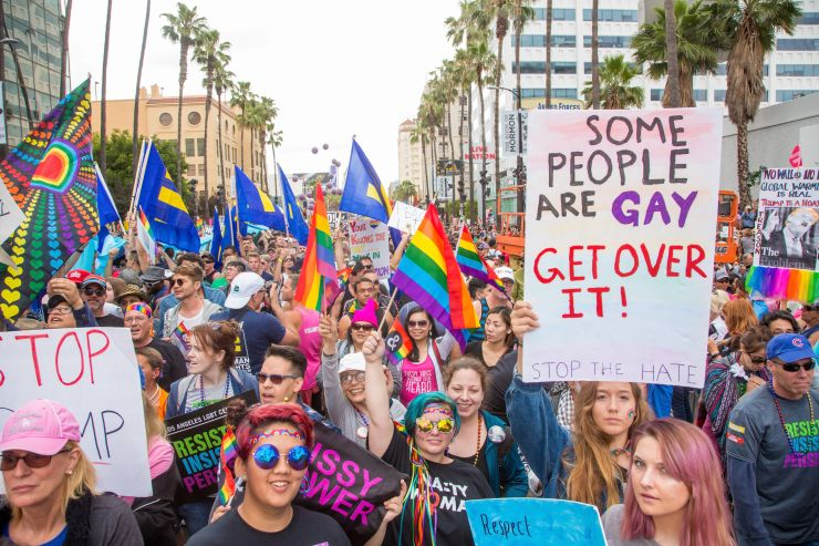 LA becomes largest city in US to formally include LGBTQ businesses in contract process worth billions