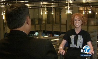 Kathy Griffin is back with 'A Hell of a Story'