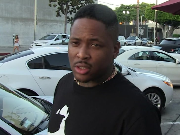 Cops Raid Rapper YG's Home in Connection to Deadly Shooting
