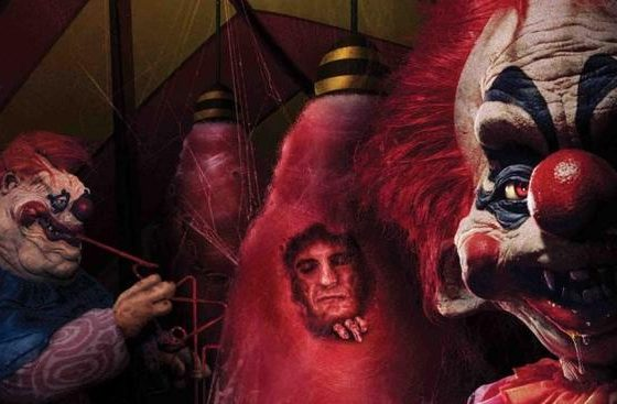 'Killer Klowns from Outer Space' to Land at Halloween Horror Nights