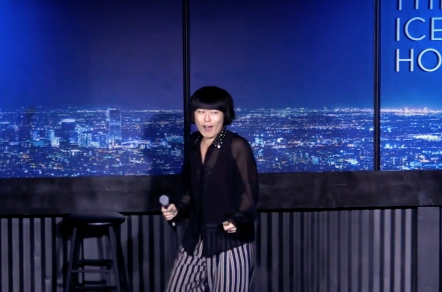 Watch This Comedian Do Stand-Up Through the July 5 Earthquake