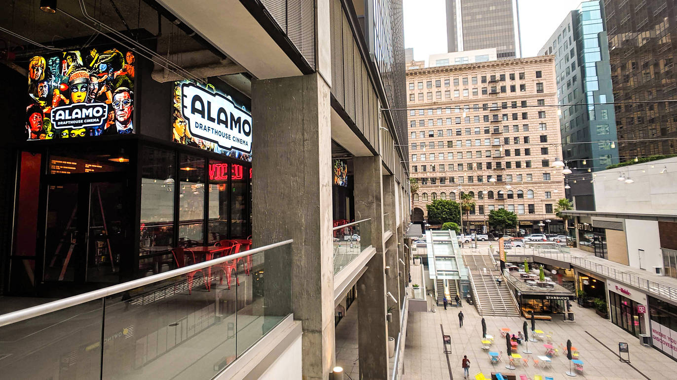 L.A.'s first Alamo Drafthouse wants to be your (boozy) new Downtown hangout