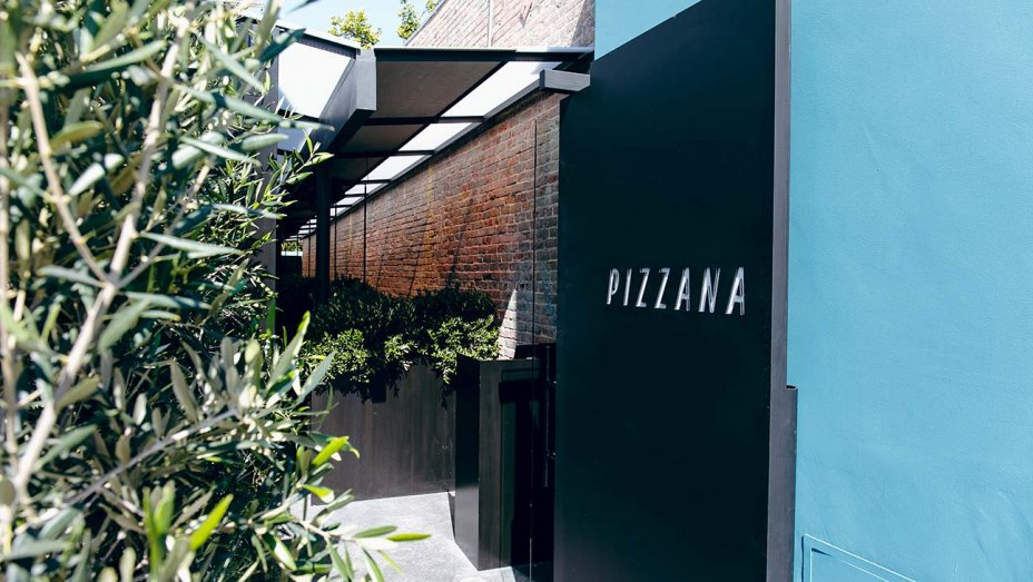 Chris O'Donnell on His Restaurant Pizzana, Now Open in West Hollywood