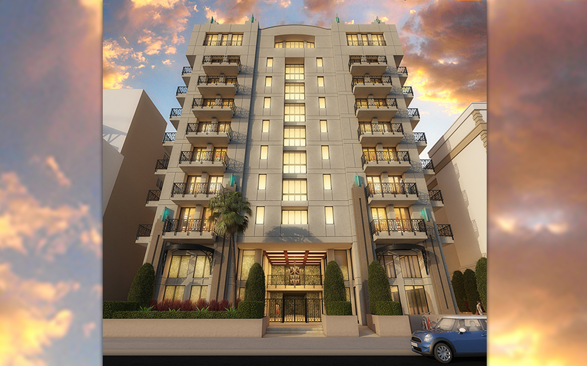 Reservations: Hollywood hotel project faces appeal from rent control tenants