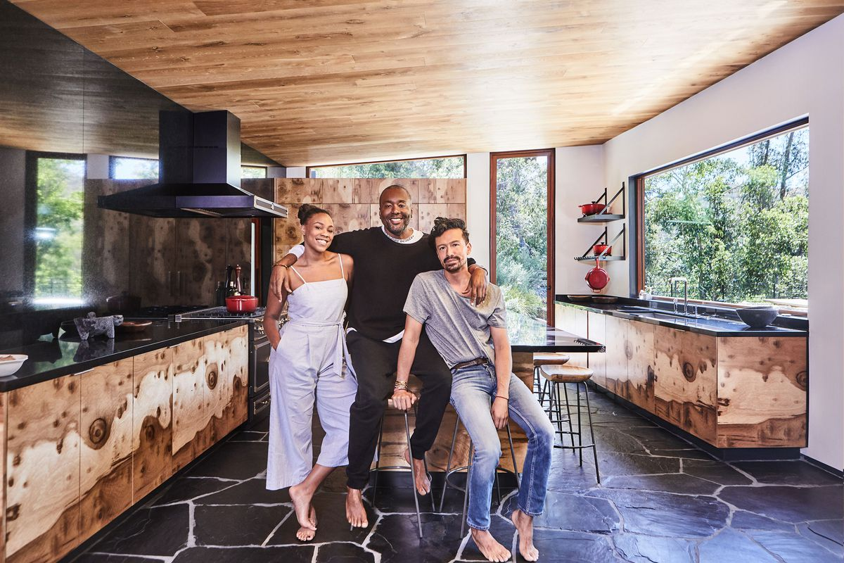 Take a tour through director, writer Lee Daniels's Beverly Hills home