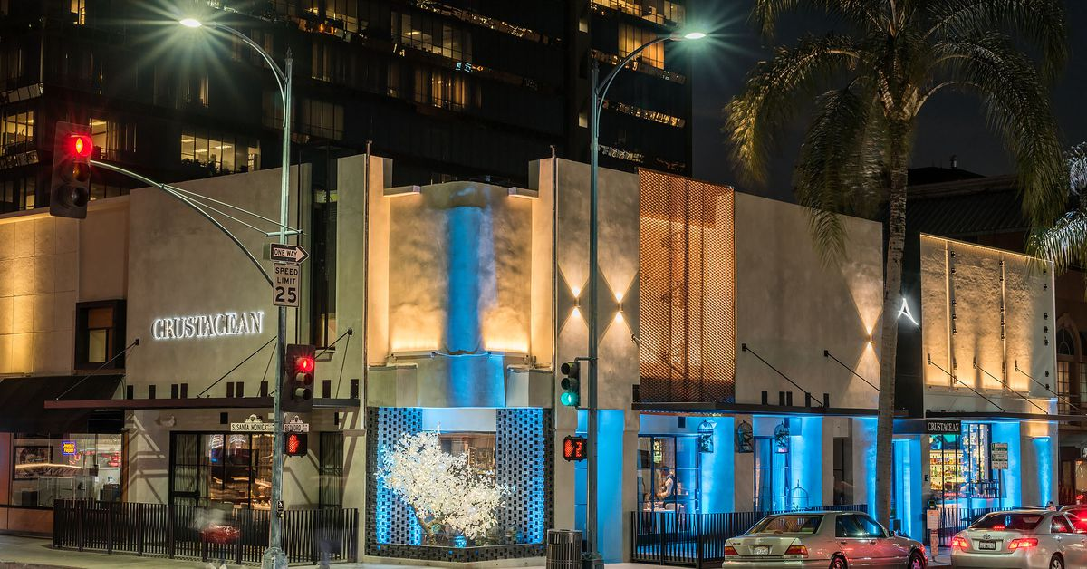 Classic Beverly Hills Restaurant Crustacean to Open New Tasting Menu Destination Upstairs