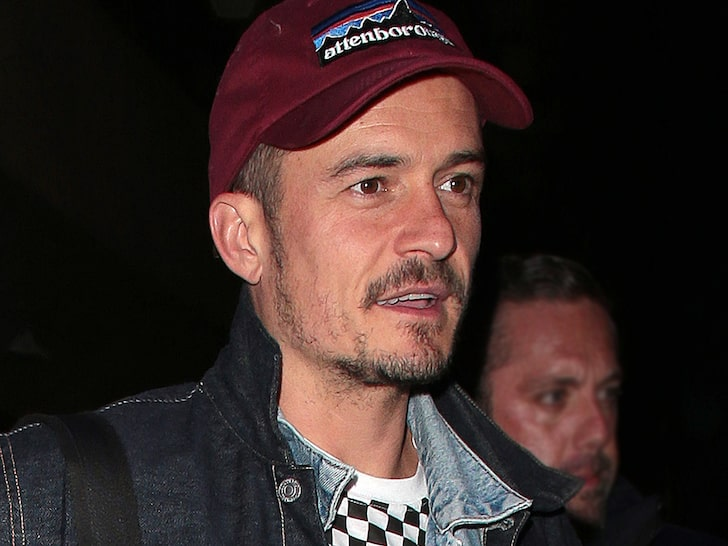 Orlando Bloom Busted For Speeding In His Porsche