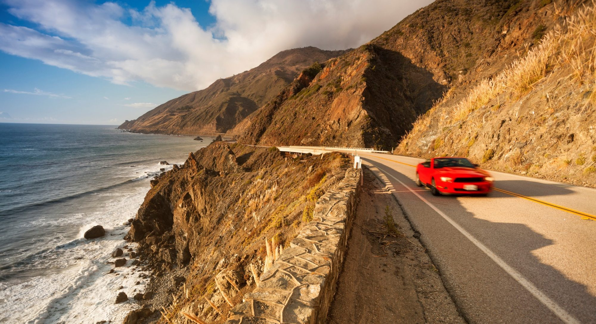 Can California put cars in the rear-view mirror?