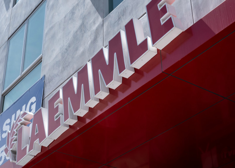 Leammle Theatres, Southern California's 81-year-old arthouse chain, could be up for sale ​