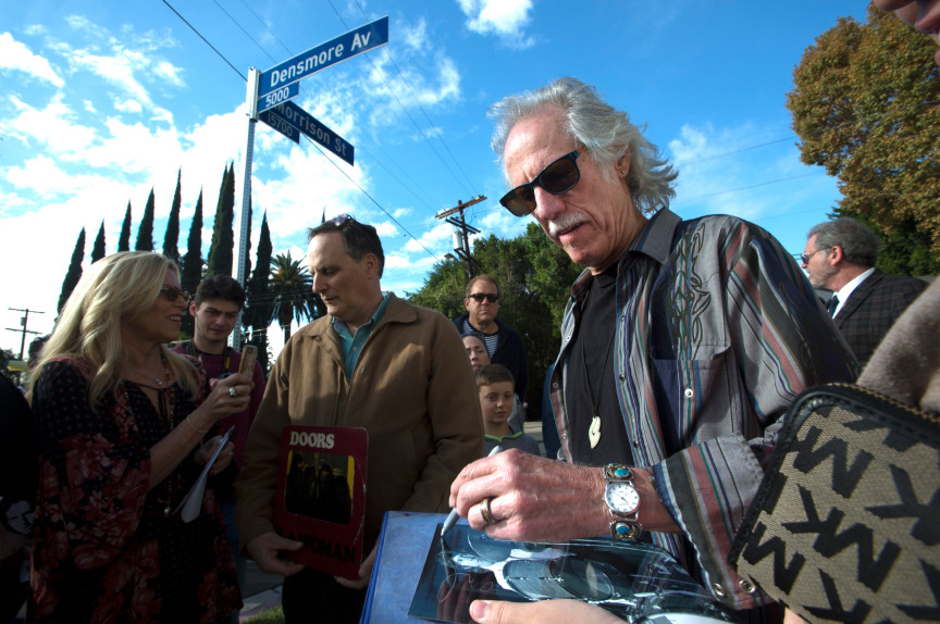 Director Oliver Stone and drummer John Densmore will be part of a screening of 'The Doors: The Final Cut' at The Wiltern