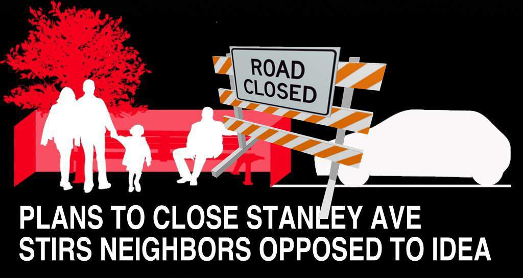Melrose BID and Neighborhood Council Plan To Close Stanley Avenue To Traffic Draws Anger From Neighbors