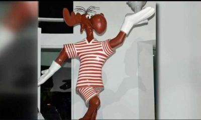 Rocky and Bullwinkle Statue Coming Back to WeHo