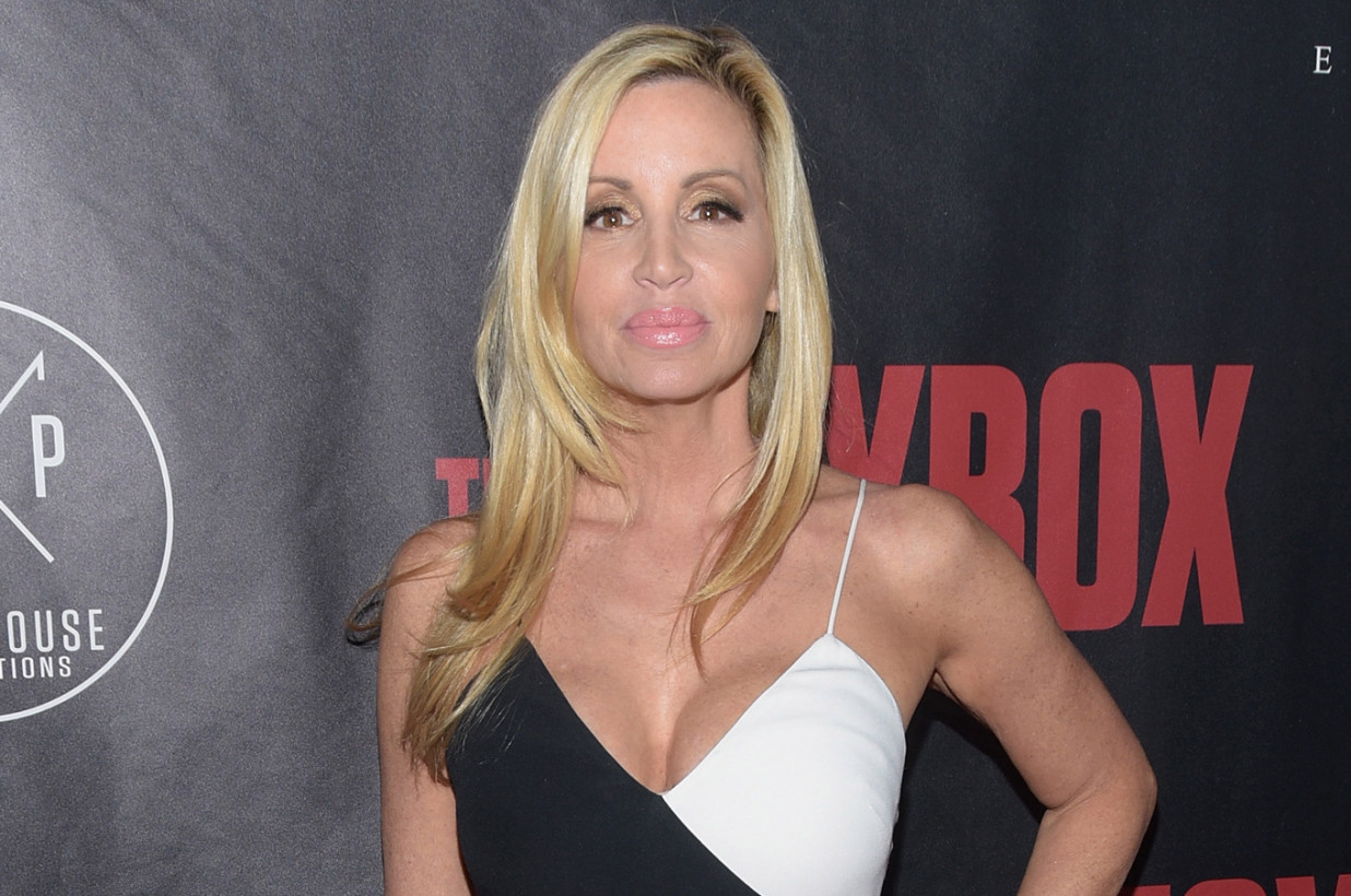 Camille Grammer says she 'wasn't asked back' to 'RHOBH'