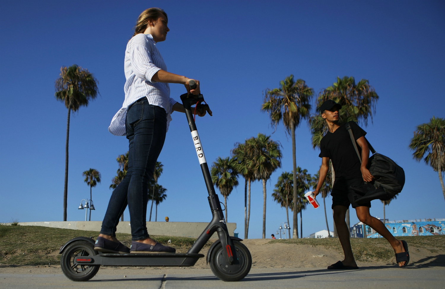 Turns Out E-Scooters Aren't as Eco-Friendly as Everyone Thought