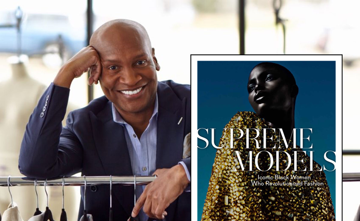 Marcellas Reynolds author of the upcoming book SUPREME MODELS