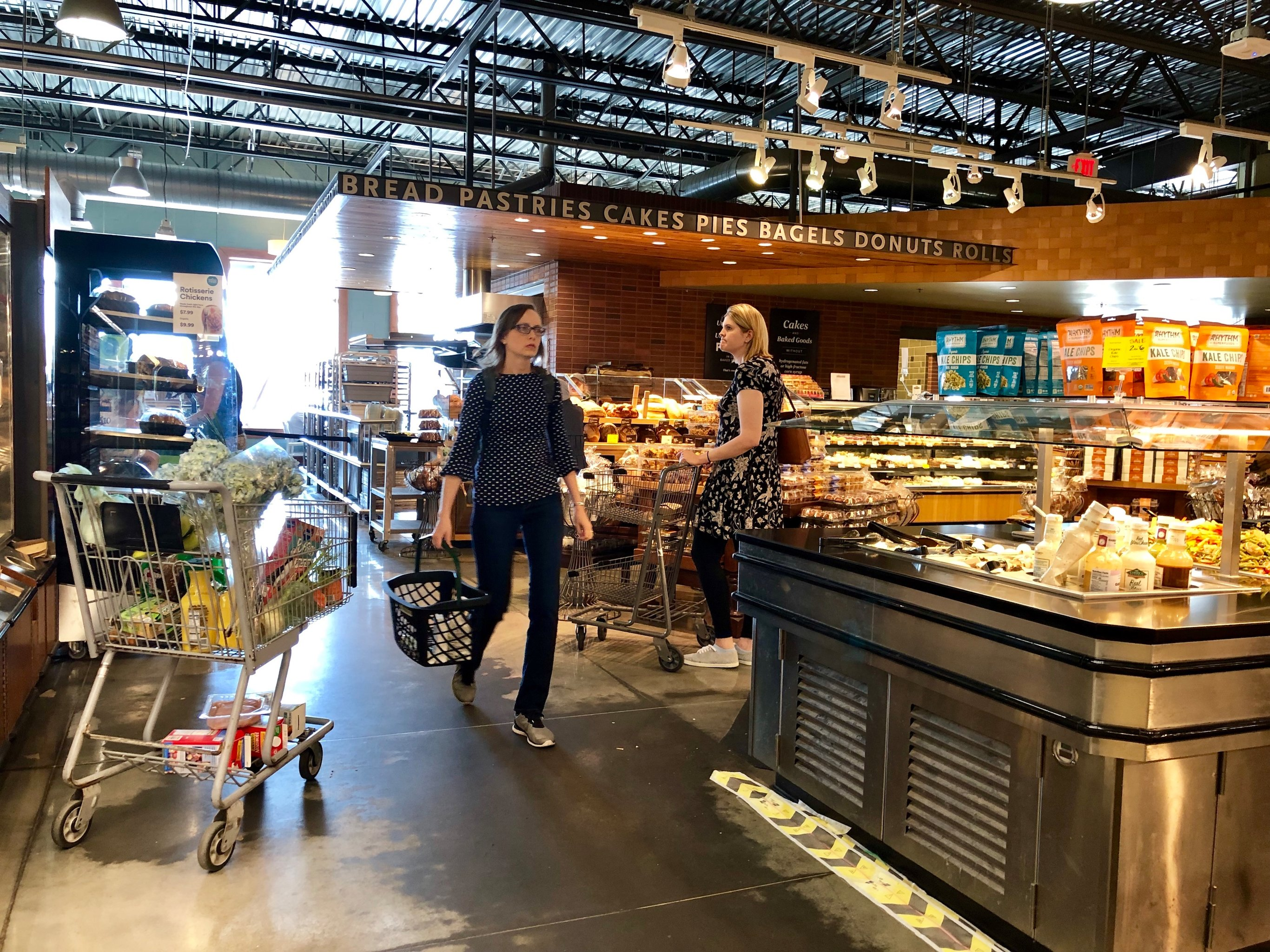 Whole Foods is cutting medical benefits for hundreds of part-time workers