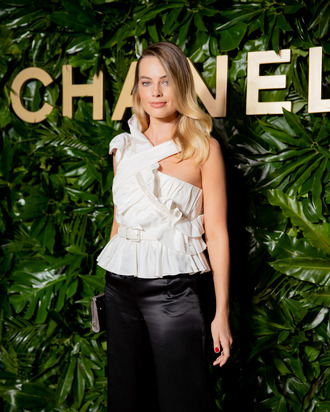 Talking Smells With Margot Robbie at Chanel's Latest Fragrance Launch