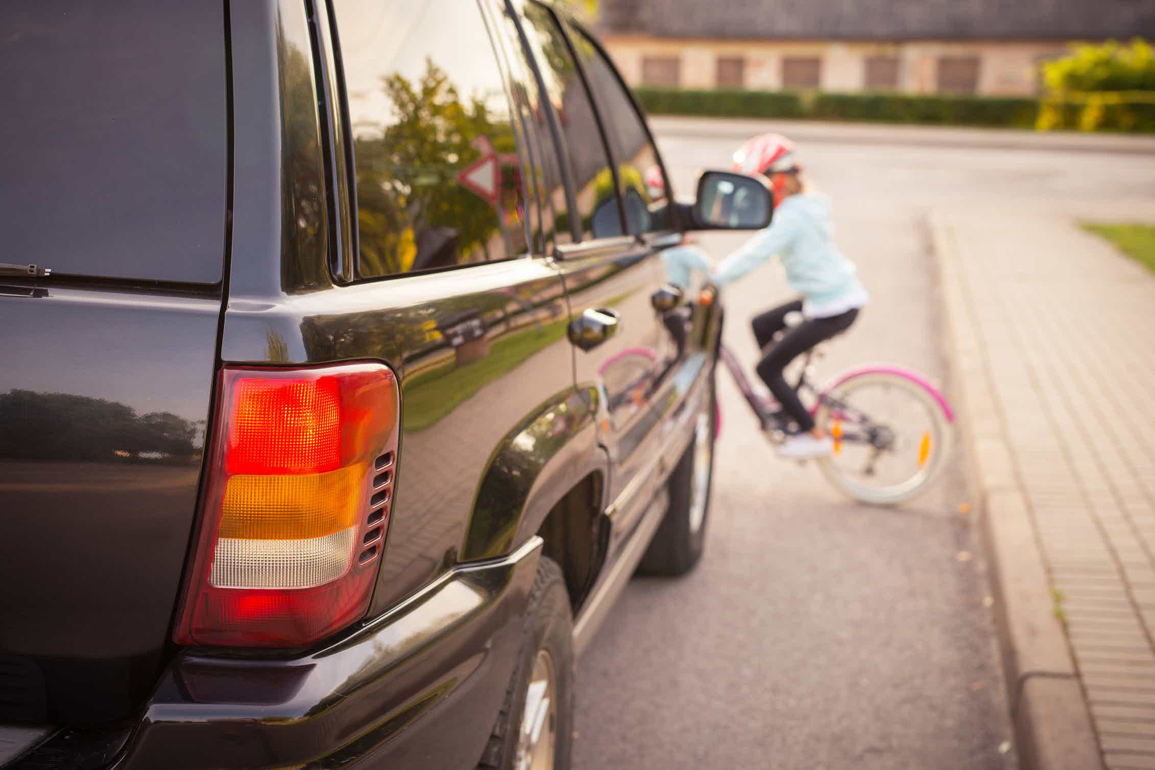 Poor vision: Do drivers always see what is happening on the road?