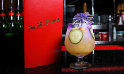 Genghis Cohen is now serving some of the city's most insane, glittery, entertaining cocktails