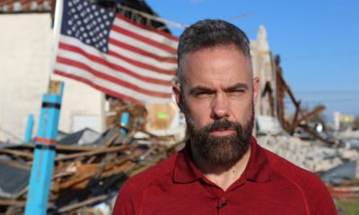 LI-raised storm chaser Josh Morgerman is now TV's 'Hurricane Man'