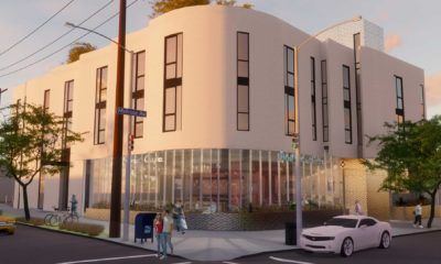 Three-Story, 24-Unit Apartment Building Pushing Dirt on Melrose Avenue
