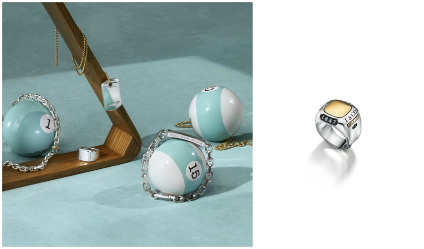 Tiffany & Co. Grove pop-up to host four of the sports world's championship trophies