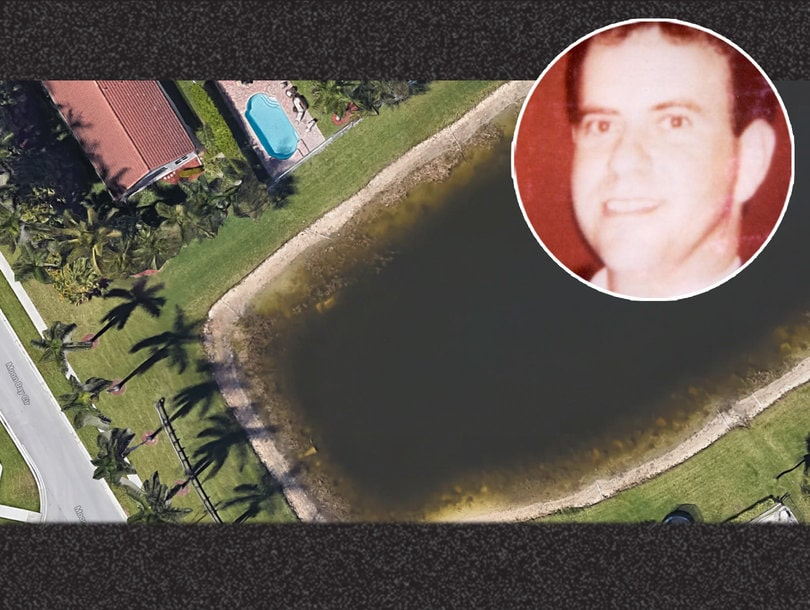 Body of Man Missing For 22 Years Discovered in Pond After Submerged Car is Spotted on Google Earth