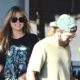 Heidi Klum is all smiles as she enjoys Sunday outing in LA with husband Tom Kaulitz and daughter Leni, 15