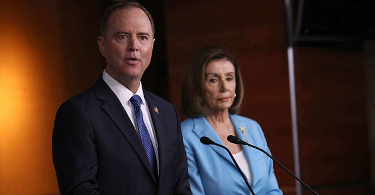Rep. Adam Schiff, Trump's Nemesis, Is 2-0 So Far on Impeachment