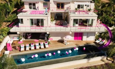 Barbie Malibu Dreamhouse Hits Airbnb For First Time Ever
