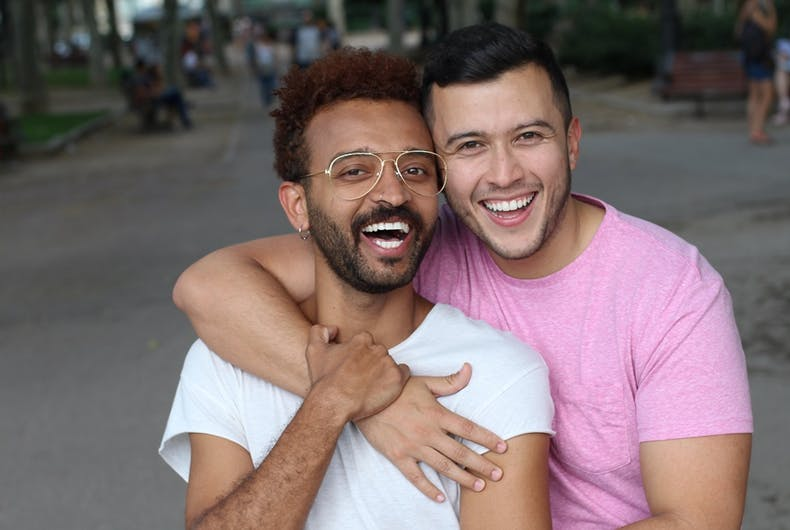Latino & black men are less likely to be on PrEP than white men