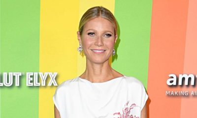 """Gwyneth Paltrow on amfAR Honor: """"Courage Is Something I Strive to Have all the Time"""""""