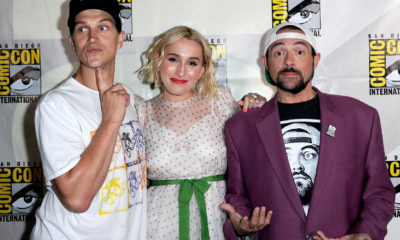 Harley Quinn Smith: Jay and Silent Bob universe hard for non-stoners to understand