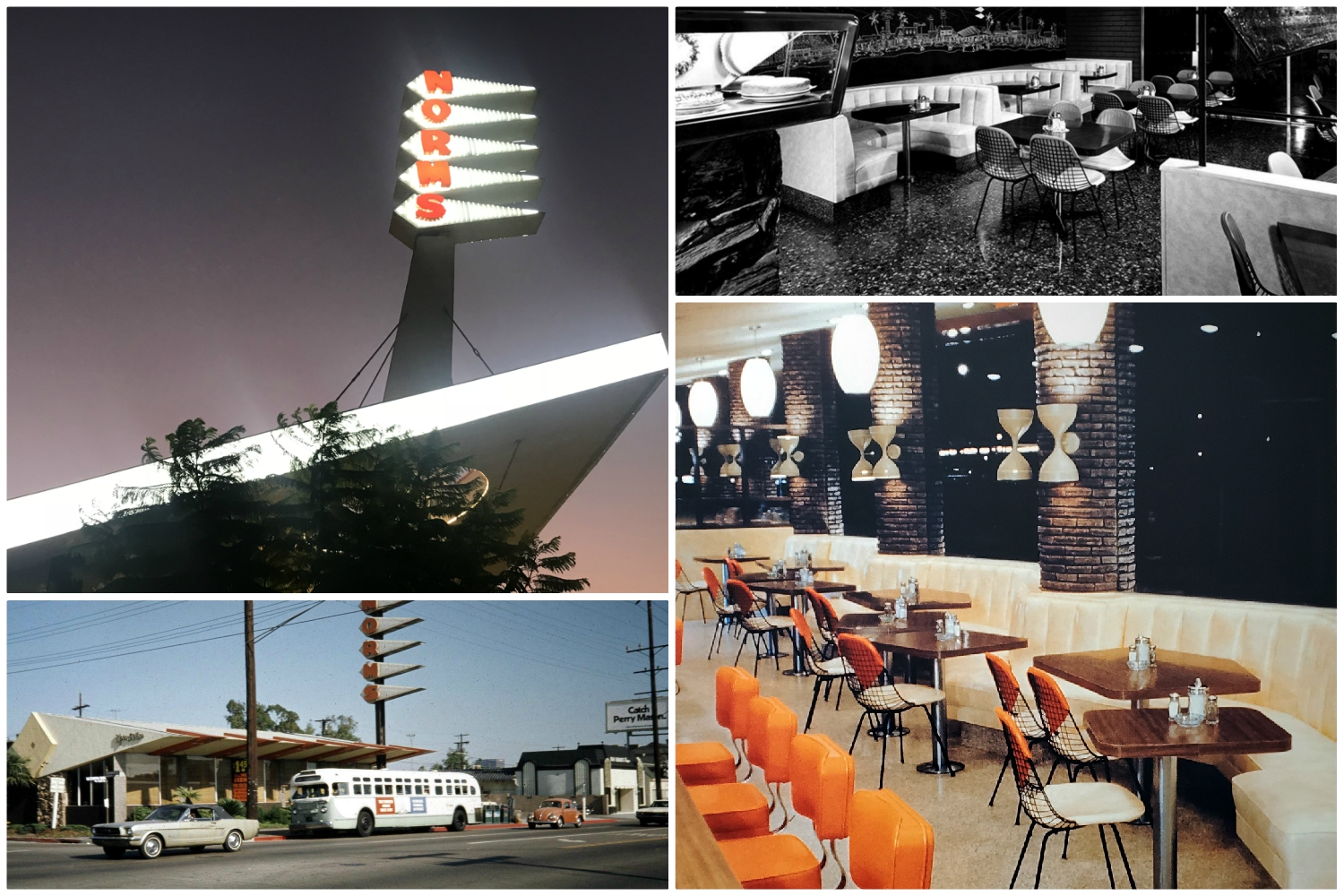 After 70 Years, the Norms Chain of Iconic Googie Diners Looks to the Future