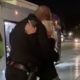 Video: L.A. Subway Singer Reunites With LAPD Officer Who Recorded Video That Garnered National Attention