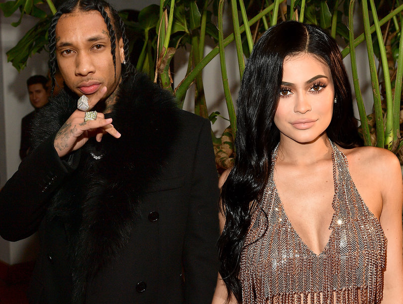 Tyga Reportedly Spotted Hanging with Ex Kylie Jenner After Her Split with Travis Scott and Twitter Is Lit Up