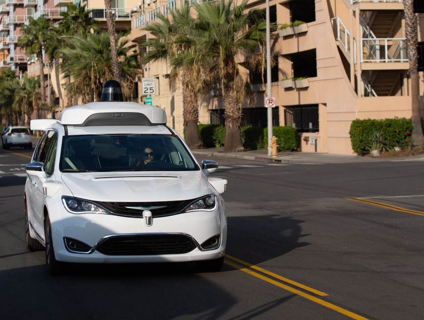 Waymo is mapping L.A. in hopes of someday introducing driverless taxis