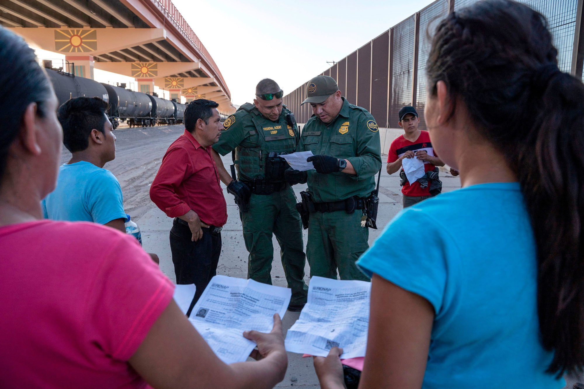 Border Agents Can Now Get Classified Intelligence Information. Experts Call That Dangerous.