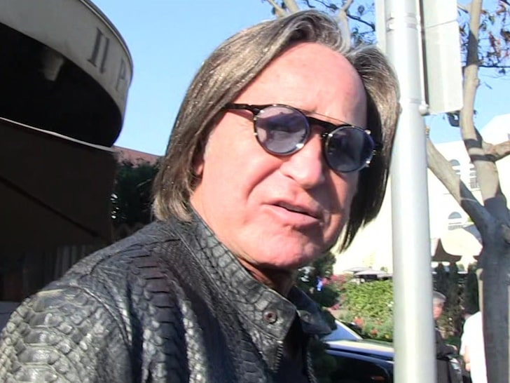 Mohamed Hadid's Company Files For Bankruptcy