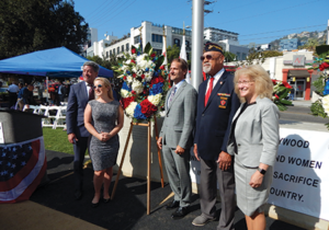 West Hollywood Veterans Day ceremony encourages reflection on diversity and sacrifice